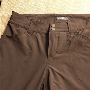 Eddie Bauer Fleece Lined Pants size 4